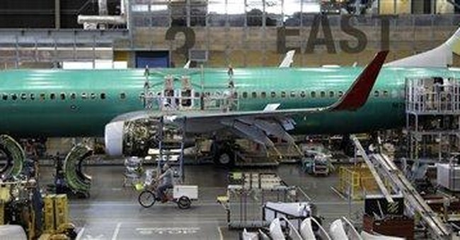 Boeing locks in biggest plane order with Lion Air