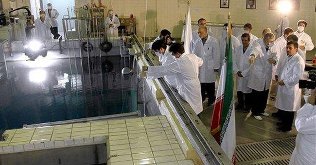 AP Exclusive: Iran poised for big nuke jump