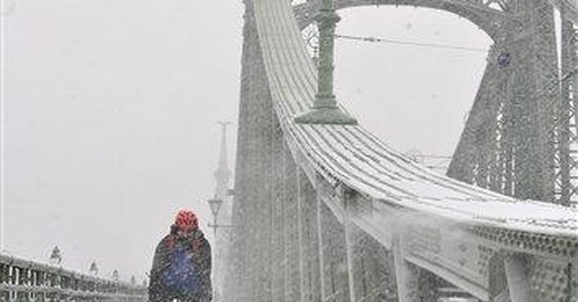 Cold snap in Eastern Europe kills more than 650