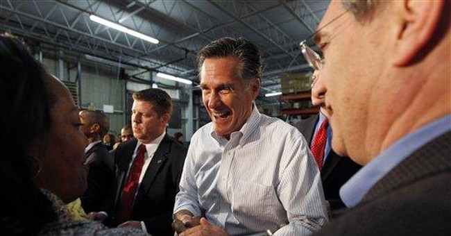 Romney struggling to attract white working class