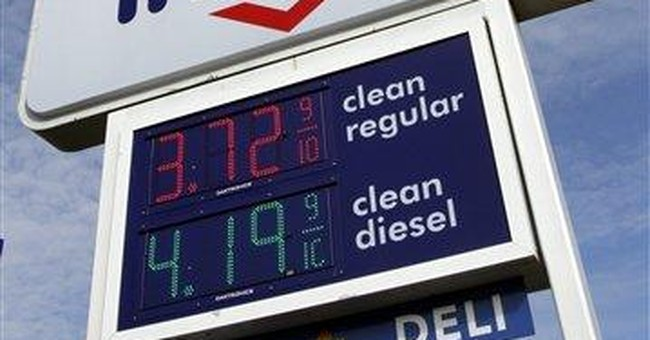 Oil rises to near $103 amid global stocks rally