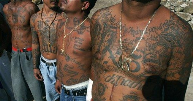 US gangs are a force in Central American prisons