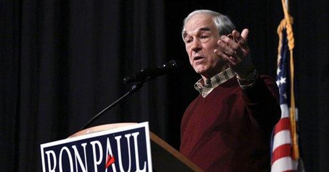 Paul says US `slipping into a fascist system'