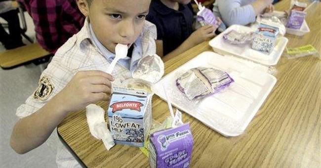 More public schools dish up 3 meals a day