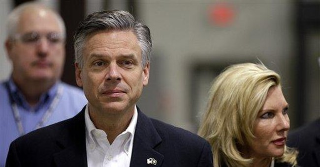 Huntsman picks up Boston Globe endorsement