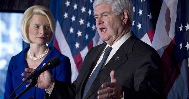 Gingrich says his policies could lower gas prices