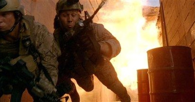 SEALs hope film blitz draws recruits
