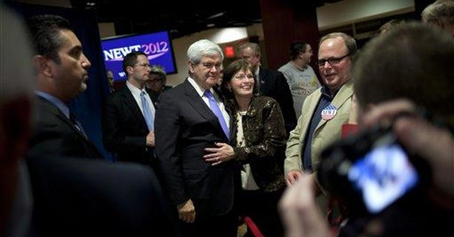 Gingrich: Obama has 'anti-American' energy policy