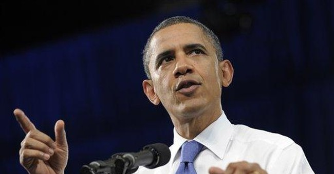 Higher gas prices cloud Obama's re-election hopes