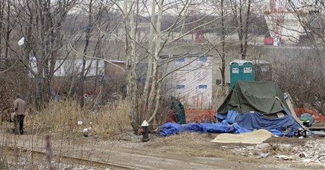 St. Louis, suburbs clash over growing homelessness