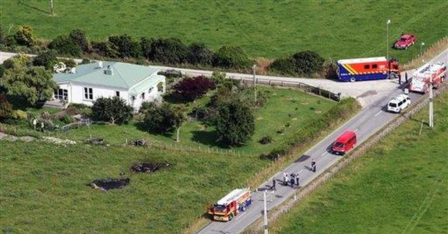 New Zealand probes hot air balloons after crash