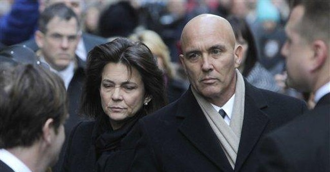 Conn. prosecutor weighs charges in Christmas blaze