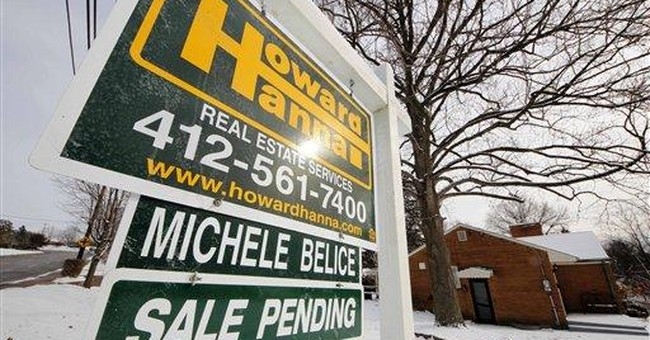 Sales contracts for homes rose 2 pct. in January