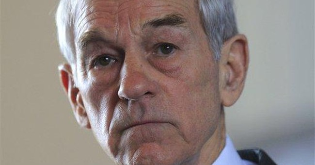 Ron Paul: Revolution won't be partisan