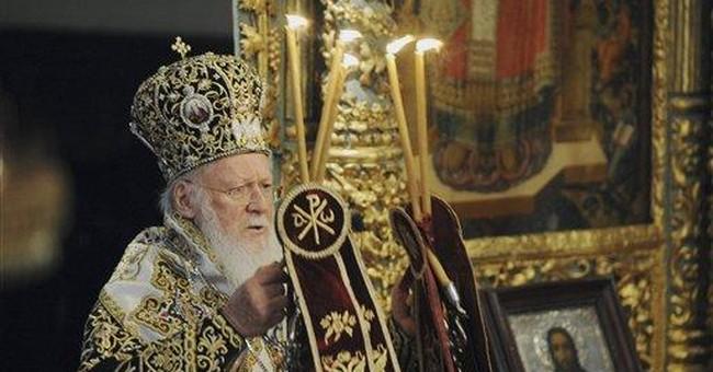 Orthodox Christians celebrate Epiphany