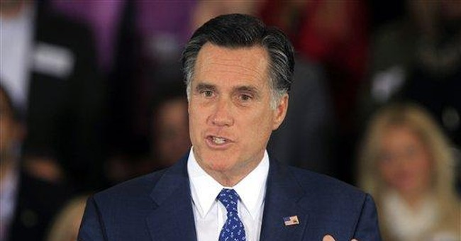 Romney wins Ariz. and Mich. on economy, experience