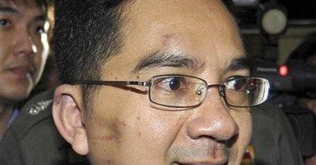 Brothers confess to attacking Thai law professor