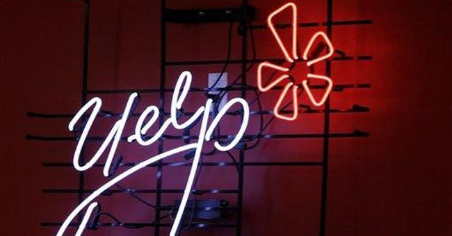 Yelp shares surge 63 percent in stock market debut