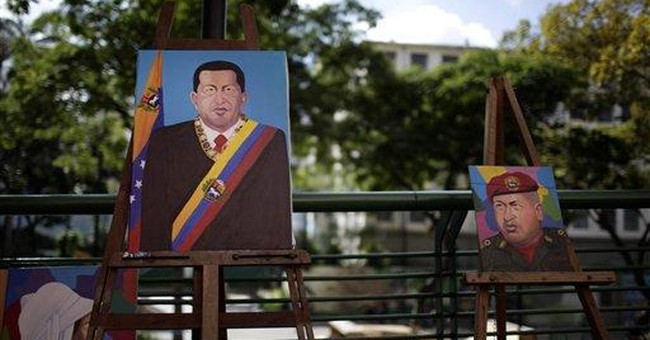 Cuba releases photos of convalescing Hugo Chavez
