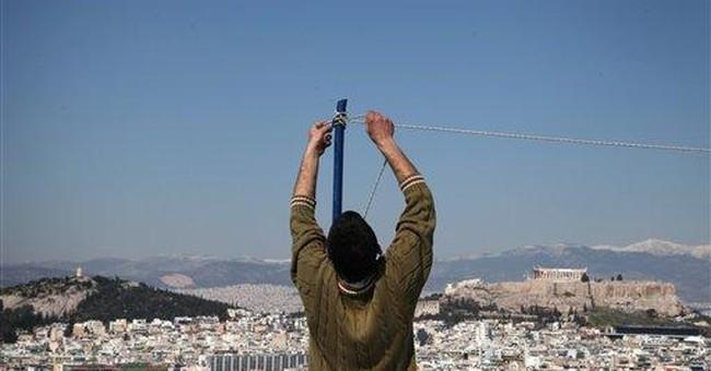 Ratings agency Moody's downgrades Greece