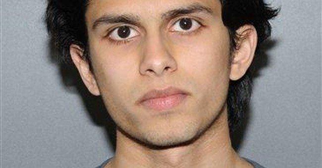 NJ synagogue firebomb suspect pleads not guilty