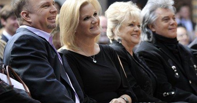 Brooks leads 2012 Country Music Hall of Fame class