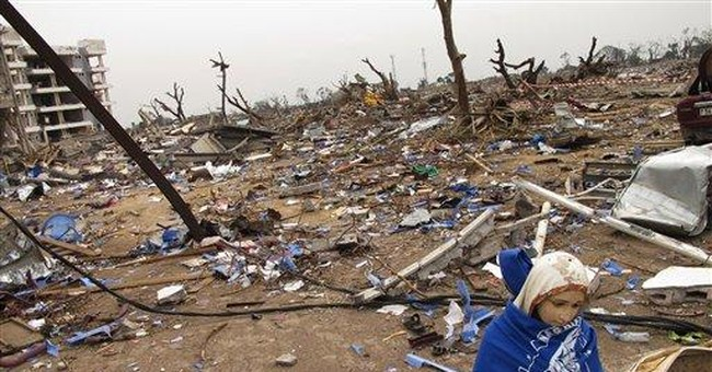 Mass burial for Congolese explosion victims Sunday