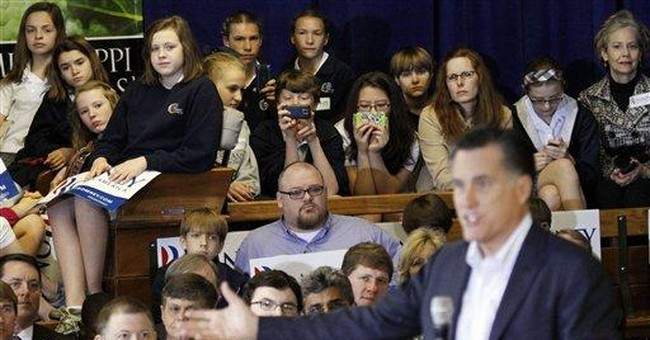 Romney's evangelical problem on display in South
