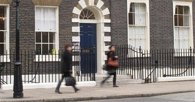 UK abortion clinic targeted by US religious group