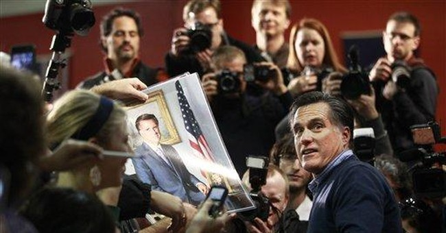 Romney campaign fears complacency in New Hampshire