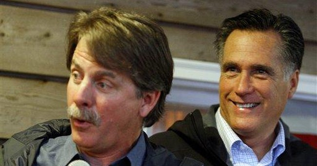 Romney campaigns in Mo. while Deep South votes