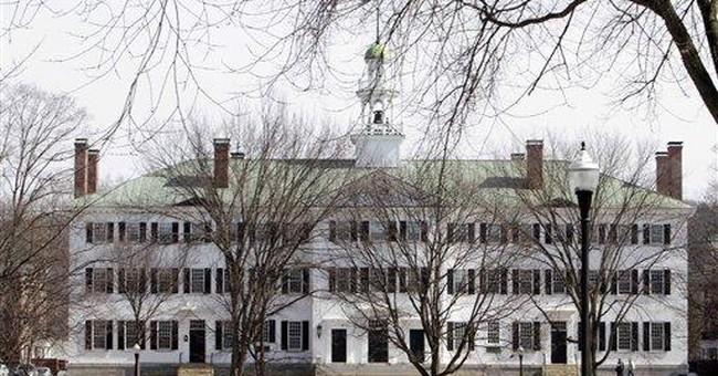 Ivy League senior: Frat pledges swam in vomit