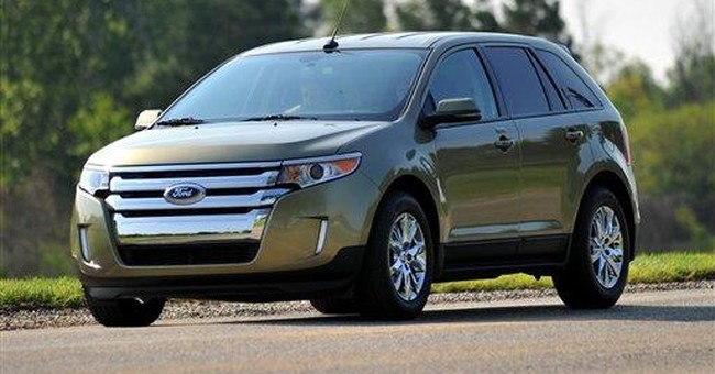 Ford Edge SUV now has EcoBoost