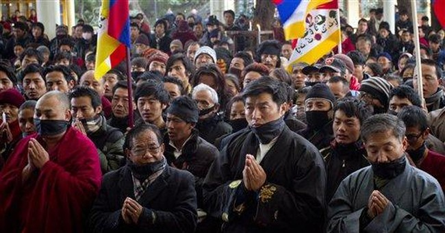 Tibet exiles see rise of American-style politician