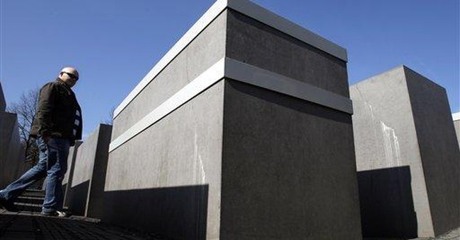 Berlin Holocaust memorial undergoing repairs