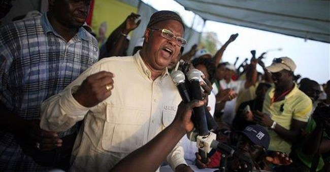 Voters head to polls in Guinea-Bissau