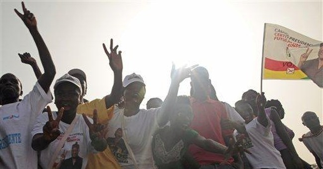 Guinea-Bissau heads to polls after leader's death