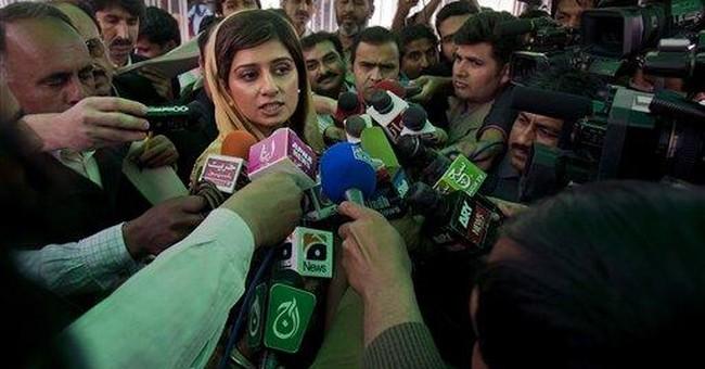 Pakistani parliament says no to US drones