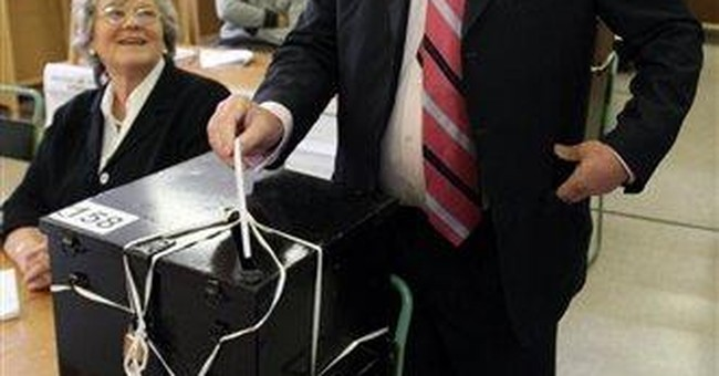 Judges: Ex-Irish leader Ahern took secret payments
