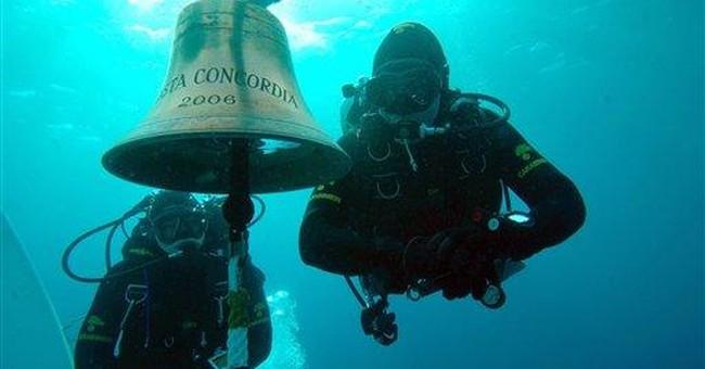 5 more bodies found in Concordia cruise wreck