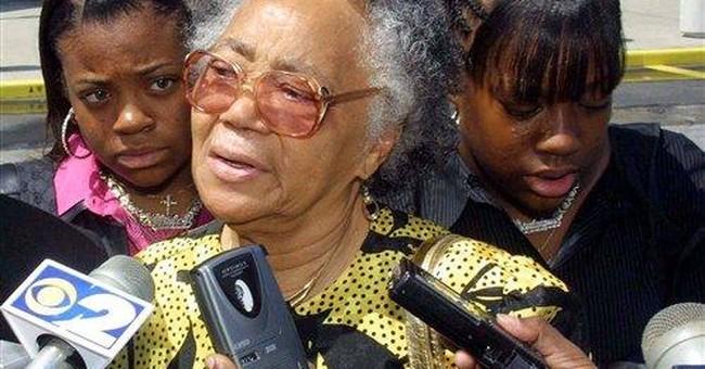 Mother of NYC activist Rev. Al Sharpton dies