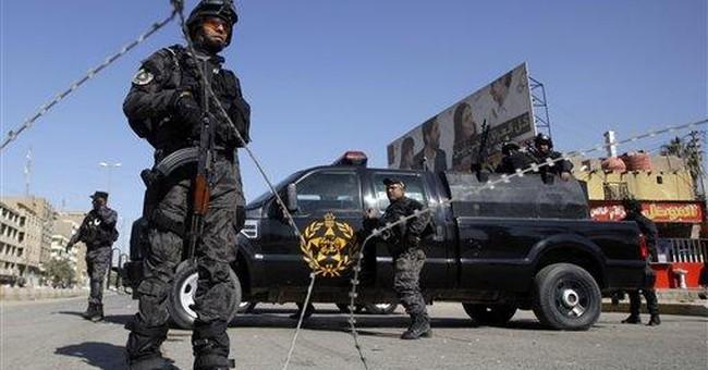 Sunni lawmakers accuse Iraq government of torture