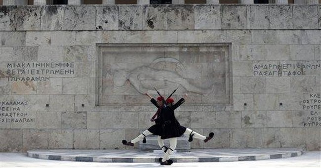 Security tight for Greek Independence Day parades