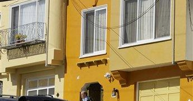 Police: 5 people found dead in San Francisco house