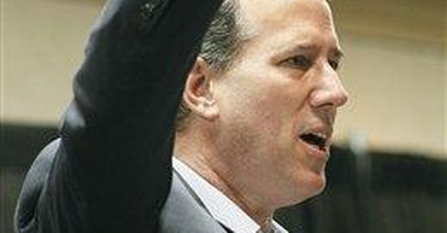 Santorum on defensive as race turns to Louisiana