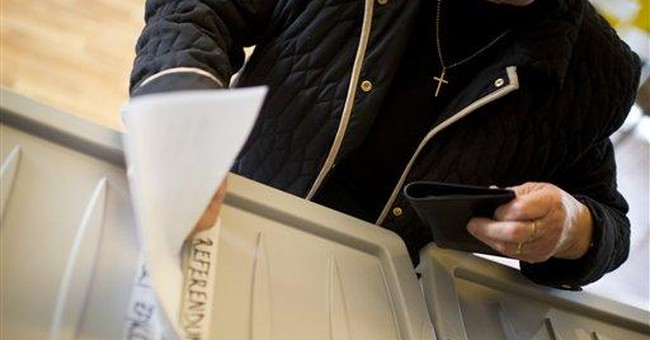 Slovenians reject gay adoption law in referendum