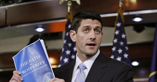 Paul Ryan, Crusader