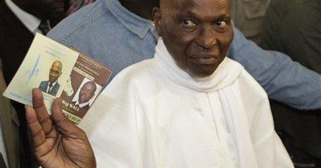 Results: Senegal election won in landslide