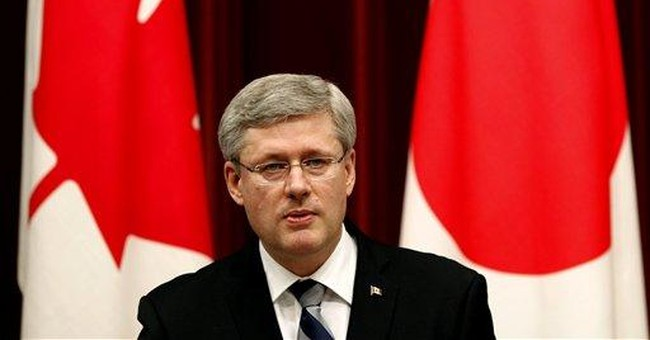 Japan and Canada to start free trade talks