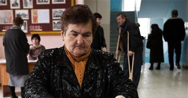 South Ossetia holds another presidential election
